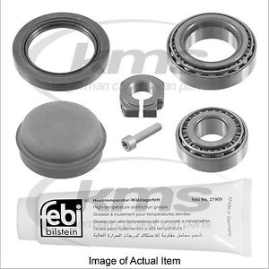 WHEEL BEARING KIT Mercedes Benz E Class Convertible E500 A207 5.5L – 383 BHP Top