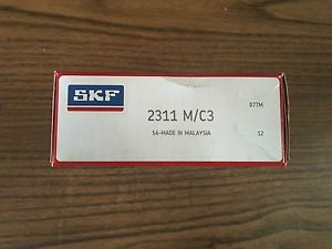 2311-M/C3 SKF Double Row, Self Aligning Ball Bearing