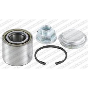 SNR Wheel Bearing Kit OPEL AGILA (A) (H00)1.0 12V Hatchback 2000-2007 43Kw 58Hp