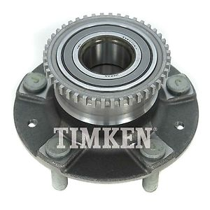 Wheel Bearing and Hub Assembly Rear/Front TIMKEN 512118