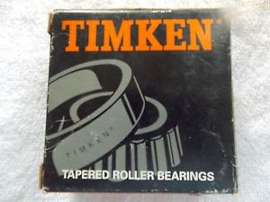 Timken 25580 Tapered Roller Bearing New FREE SHIPPING