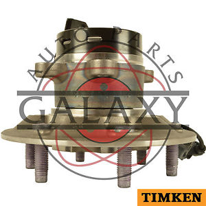 Timken Front Right Wheel Bearing Hub Assembly Fits Chevrolet Colorado 2004-2005