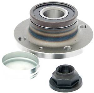 Rear wheel hub same as Meyle 614 752 0010