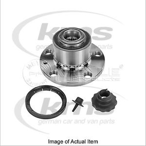 WHEEL HUB SKODA FABIA Saloon (6Y3) 1 50BHP Top German Quality