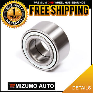1 New Front Left or Right Wheel Hub Ball Bearing GMB 738-0022