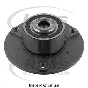WHEEL BEARING KIT Smart Fortwo Coupe (2007-2012) 1.0L – 71 BHP Top German Quali
