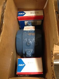 NEW – SKF Split Pillow Block Bearing Assembly SAF 22513