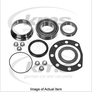 WHEEL BEARING KIT MERCEDES T1 PlatForm Chassis Cab (602) 309 D 3.0 88BHP Top Ger