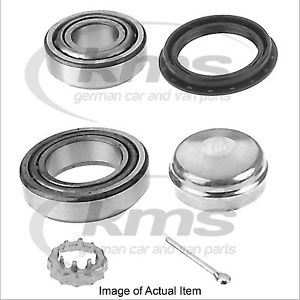 WHEEL BEARING KIT Audi 80 Saloon Carburettor B3 (1986-1991) 1.8L – 90 BHP FEBI T