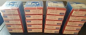 SKF 2206 E-2RS1TN9 Rubber Sealed Self Aligning Ball Bearing 30x62x20mm