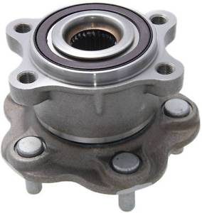 Rear wheel hub same as herth+buss jakoparts J4711056