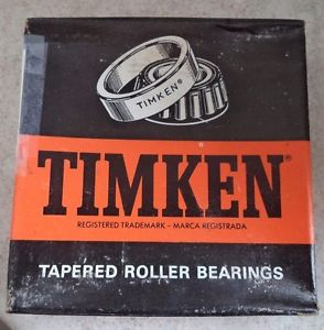 Timken Tapered Roller Bearing 72487 372487
