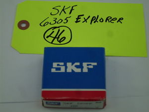 New SKF 6305 Explorer Bearing