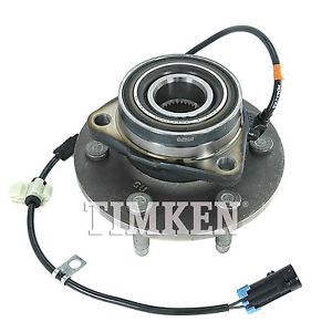 Wheel Bearing and Hub Assembly Front Right TIMKEN SP550309