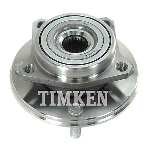 Wheel Bearing and Hub Assembly Front TIMKEN fits 94-03 Mitsubishi Galant