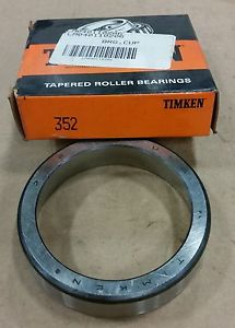 Timken 352 Bearing Cup or Race, New