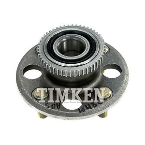 Wheel Bearing and Hub Assembly Rear/Front TIMKEN 513105