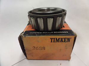 Timken Tapered Roller Bearing Cone 2688 New