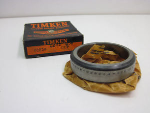 Timken Tapered Roller Bearing Cup 02820