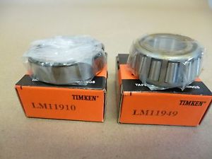 Timken USA ( LM11949 & LM11910) Cup & Cone Tapered Roller Bearing