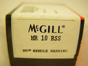 McGill MR 10 RSS Needle Bearing MR10RSS ~~~ LOT OF 8 ~~~