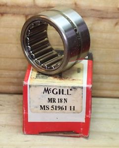 McGILL CAGEROL BEARING MR 18 N
