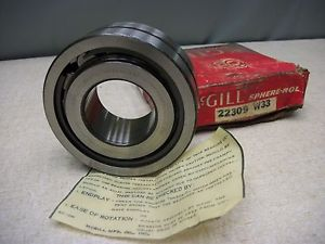 McGill SB-22309/W33 Spherical Roller Bearing