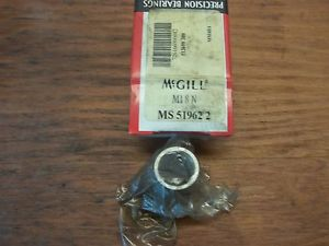 NEW MCGILL PRECISION BEARING MI 8 N    MS51962 2