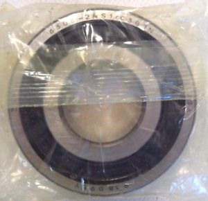 NEW NOT IN BOX SKF 6306-2RS1/C3GYN BALL BEARING