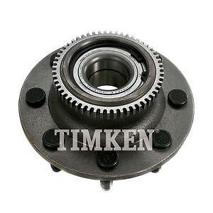 Wheel Bearing and Hub Assembly Front TIMKEN HA590000 fits 00-02 Dodge Ram 2500