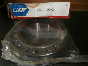 SKF 22215 EK/C3 Spherical Roller Bearing