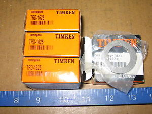 Lot of 4) Timken TRD-1625 Thrust Bearing Washers New in Box- TRD1625