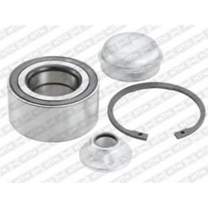 SNR Wheel Bearing Kit MERCEDES-BENZ A-CLASS (W169)A 170 (169.032, 169.332) Hatch