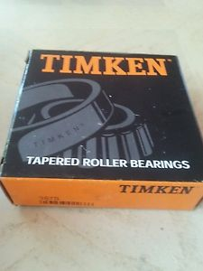 387S TIMKEN New Taper set of (2)