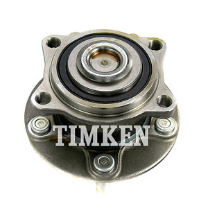 Wheel Bearing and Hub Assembly Rear TIMKEN fits 07-13 Mitsubishi Outlander