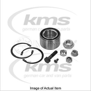 WHEEL BEARING KIT VW POLO Coupe (86C, 80) 1.3 75BHP Top German Quality