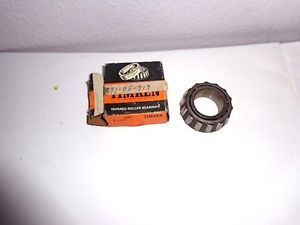 "Timken 1985 Tapered Roller Bearing Single Cup Bore 1 1/8"", Width 0.762"" Surplus"