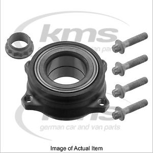 WHEEL BEARING KIT Mercedes Benz E Class Saloon E280CDi W211 3.0L – 190 BHP Top G