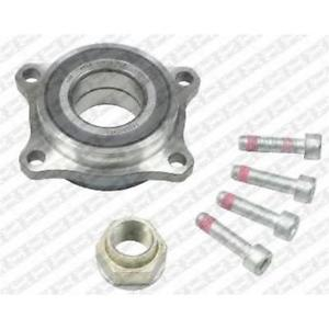 SNR Wheel Bearing Kit ALFA ROMEO 147 (937)3.2 GTA Hatchback 2003-2010 184Kw 250H