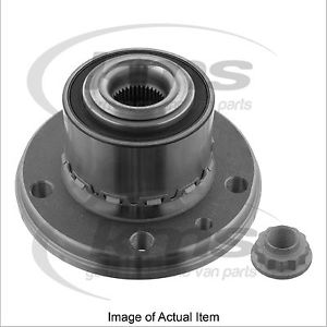 WHEEL BEARING KIT VW Transporter Van TDi PD T5 (2003-2010) 1.9L – 103 BHP Top Ge