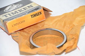 Lot of 3 Timken LM501310 Wheel Bearing
