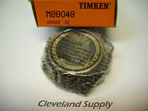 TIMKEN M88048 TAPERED ROLLER BEARING CONE NEW CONDITION IN BOX
