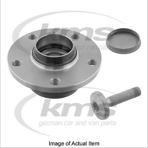WHEEL HUB INC BEARING VW Golf Hatchback GTD MK 6 (2009-) 2.0L – 168 BHP Top Germ