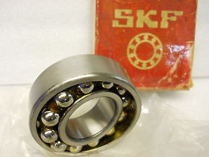 SKF 2207 ETN9 DOUBLE ROW BALL BEARING 72 X 35 X 23MM NOS CONDITION IN BOX