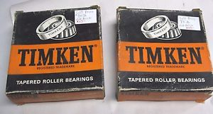 5735 Timken roller bearing outer race cup (total of 2)