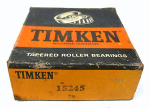 Timken 15245 Tapered Roller Bearing Cup