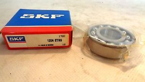 NEW IN BOX SKF 1204-ETN9 SELF ALIGNING BALL BEARING