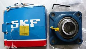 "SKF FY 1.1/2 RM 1.5"" Inside Diameter 2 Bolt Flanged Ball Bearing 1 1/2"""