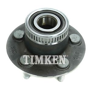 Wheel Bearing and Hub Assembly Rear TIMKEN 512220