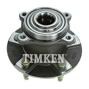 Wheel Bearing and Hub Assembly Rear TIMKEN 512230